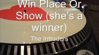 Win Place Or Show (she