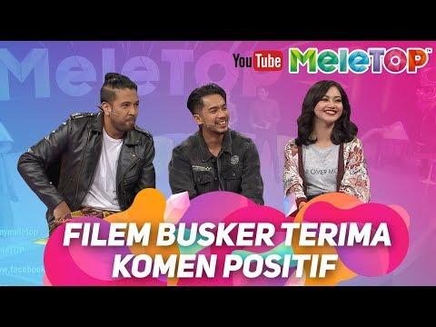 Filem Busker terima komen positif dari ... | Hafeez Mikhail, Daiyan Trisha & Monoloque