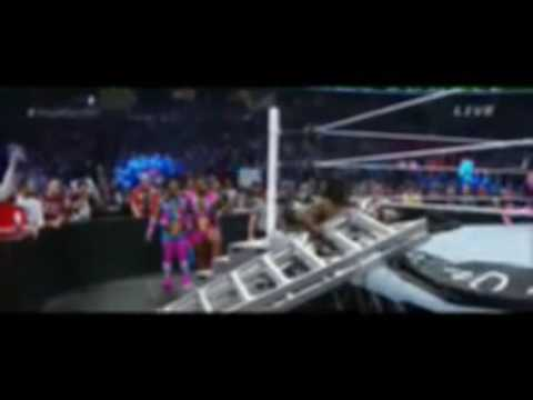 R TRUTH Funny Royal Rumble Moment