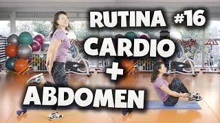 Rutina #16: Cardio y Abdomen