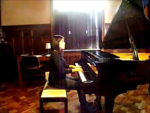 Chopin, Nocturno Op. 9 No. 3 (Karen Villegas)