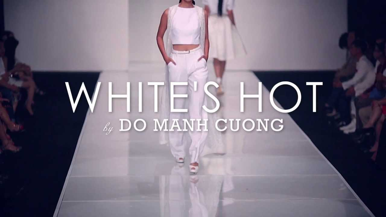 Do Manh Cuong Fashion Show