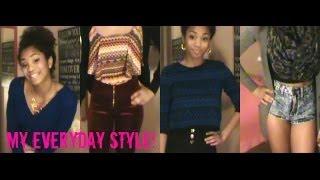 My Everyday Style! #1 Thumbnail