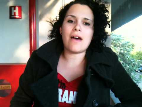 Agatha talks about college education in Brazil