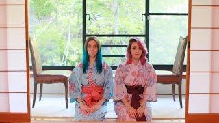 Jantar Tradicional Japones! =^^= - Diário de Viagem do Japão #01 | Gabbie Fadel