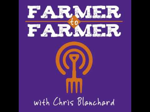 Don Lareau of Zephyros Farm and Garden on Growing and Designing Organic Flowers in Cowboy...