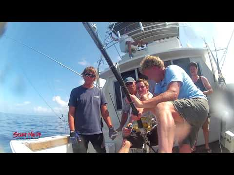 Sportfishing Maui Start Me Up Marlin #576