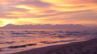 Sunset  -  Capaccio Paestum Italia - Camping Ulisse