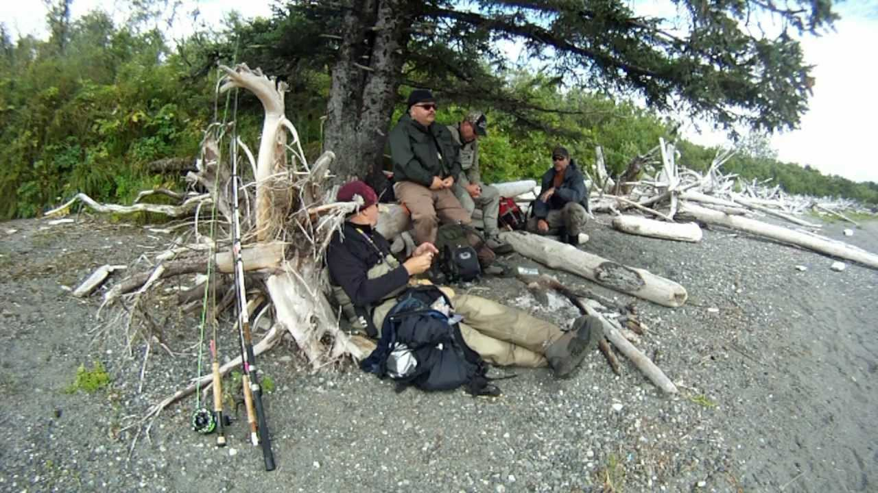 Alaska silver fly fishing for silver salmon in southeast for Alaska out of state fishing license