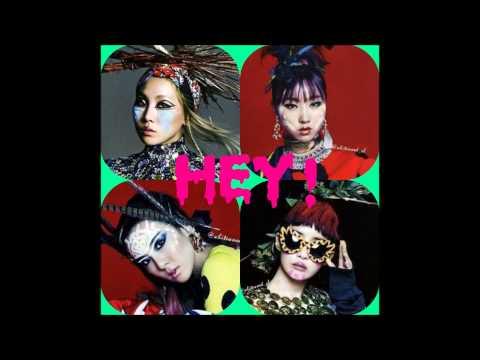 2NE1 - HEY! (ringtone)