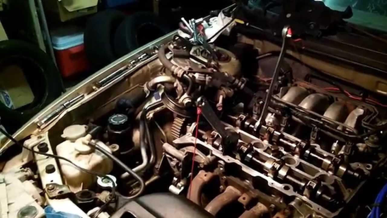 Kl Engine Control System Kl Wiring Diagram E Autozonecom