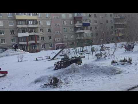 Г. Комсомольск-на-Амуре. Район Садовод