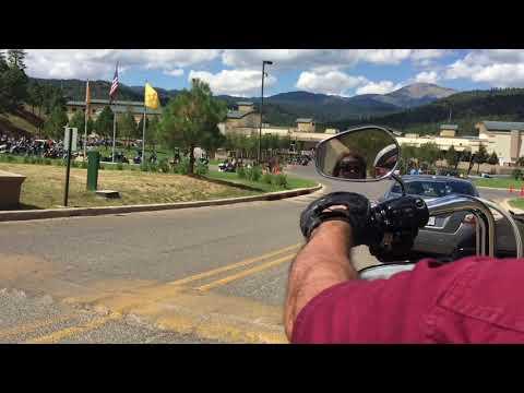 Golden Aspen Rally Ruidoso New Mexico 2017 Part 1