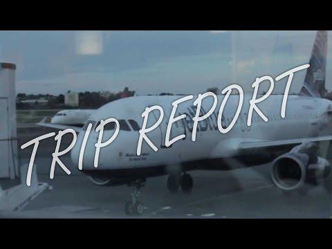 Full Flight jetBlue A320 New York LGA - Ft. Lauderdale FLL 9/16/14