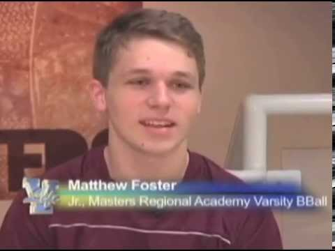 Cox Sports Varsity Life Foster Brothers Make an Impact on Masters Regional Academy