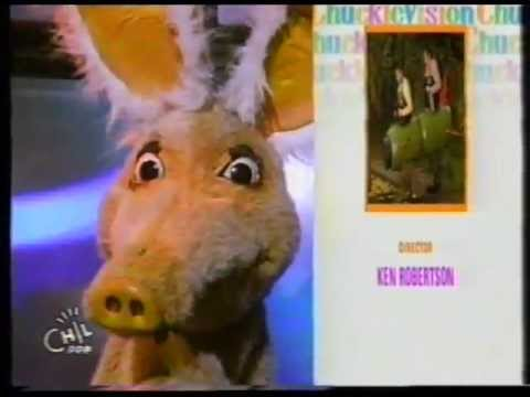 CBBC continuity 1994 with Toby Antis & Otis