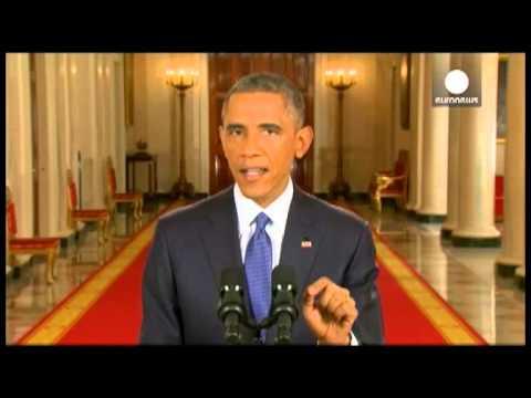 Obama agradece  trabalho dos militares na luta contra a doença thumbnail