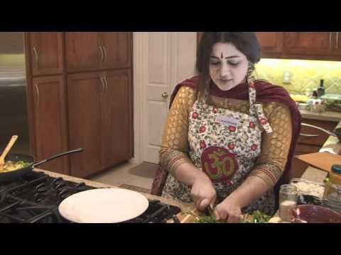 Fried Rice - Cooking with Vaidya Priyanka