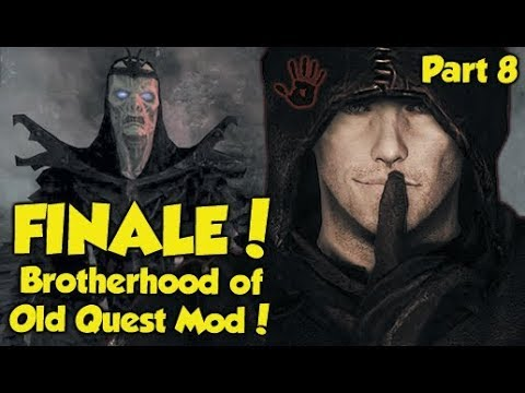 "FINALE! Skyrim ""Brotherhood of Old"" Quest Mod! (Part 8) thumbnail"