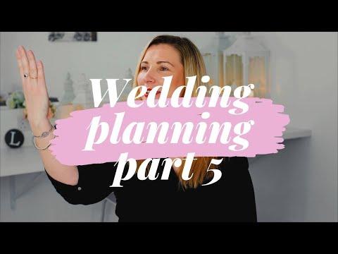 Sam Wedding Planning Part 5 Cakes