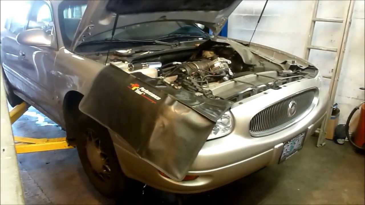 Buick Century Diagram 2004 Buick Lesabre Coolant Tubes Leak Fix Youtube