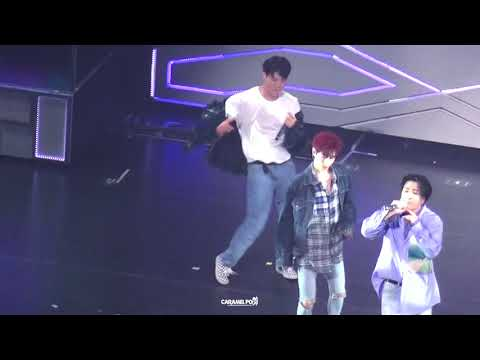 171112 TURN UP IN FUKUOKA - MY SWAGGER JB FOCUS