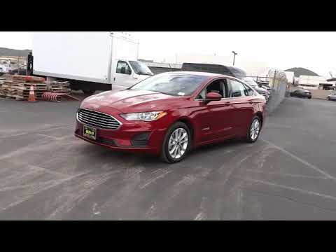 Ford Fusion Hybrid HEMET BEAUMONT MENIFEE PERRIS LAKE ELSINORE MURRIETA F