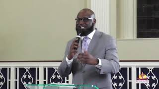 """Game Changers"" - Rev. Justin T. Rhodes"