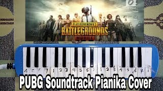 PUBG Soundtrack Pianika Cover (PlayerUnknown's Battlegrounds Mobile)