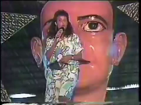 Esquentando os Tamborins - Rede Manchete, 17/12/1988