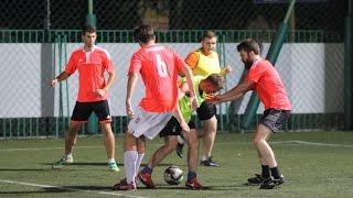Goodfellas - FC Samaobrona: 2. tydzień (FLS Jesień 2015)