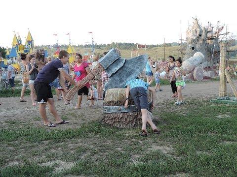 изготовление  скульптур  из  бетона  .оформление  парка.. кудыкина  гора..  и