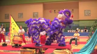 第21屆全港公開學界龍獅藝錦標賽:中學獅藝地青組 - (10