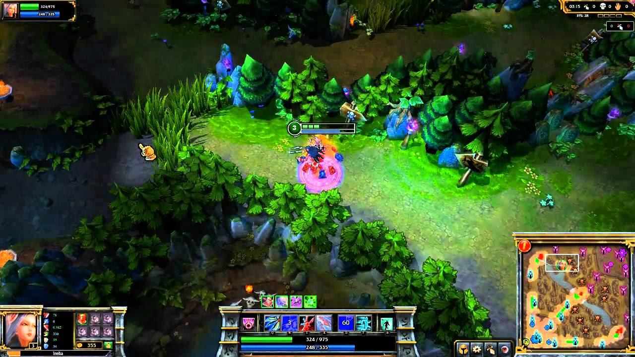 Irelia: Champion Spotlight   Gameplay - League of Legends