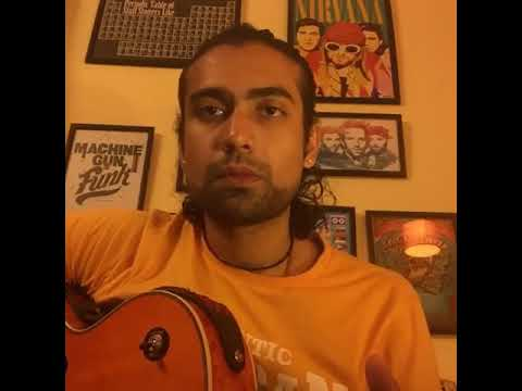 Woh Lamhe Full Song | Jubin Nautiyal Cover | Guitar Version