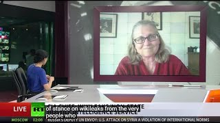 CIA chief Pompeo now is distracting us by vilifying WikiLeaks & Assange – fmr FBI agent