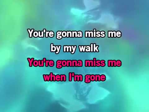 Cups You're Gonna Miss Me When I'm Gone) KARAOKE, PITCH PERFECT