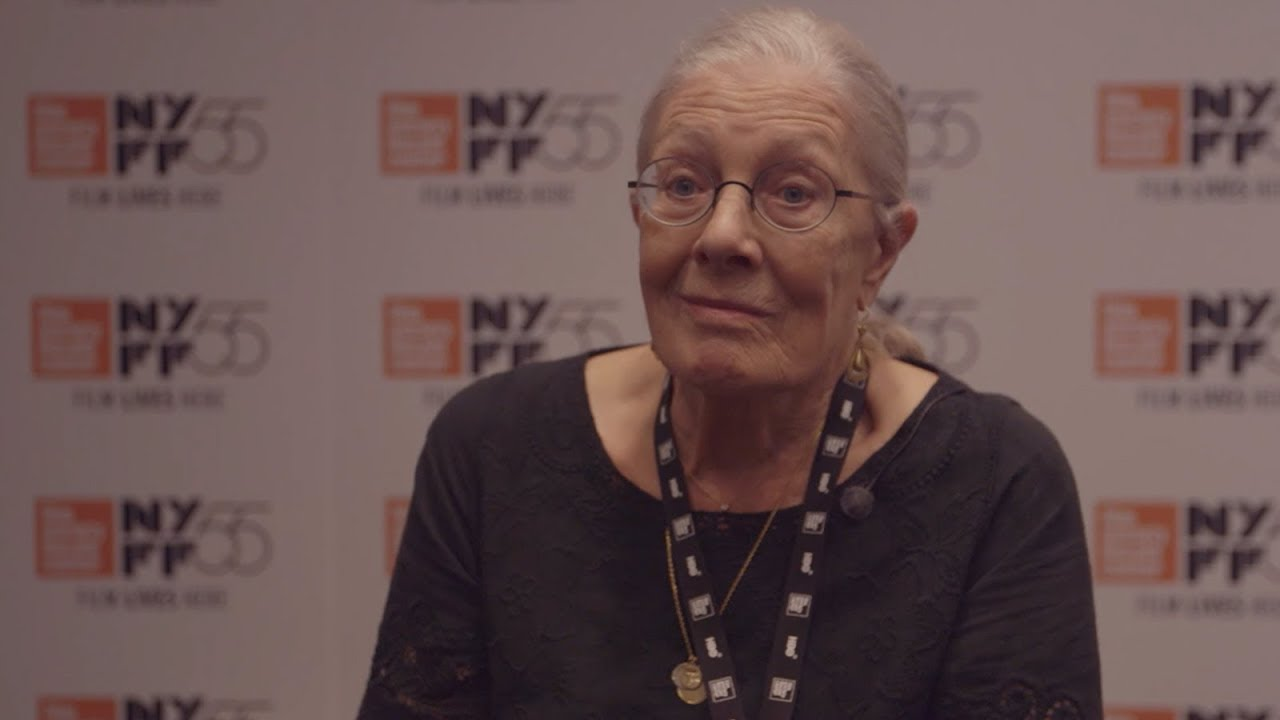 Vanessa Redgrave on 'Sea Sorrow' and the Empathetic Influence of Film | NYFF55