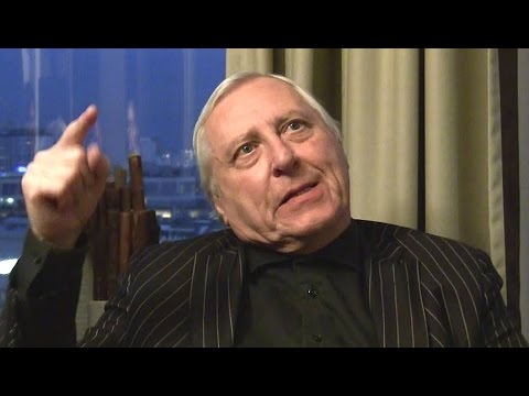 """Eisenstein in Guanajuato"": Interview with Peter Greenaway about the Soviet director's sex life"