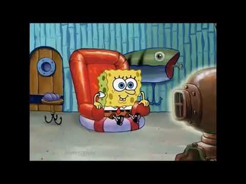 WTF Is Spongebob Watching!?!?