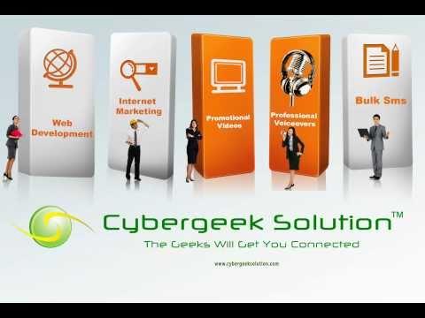 Cybergeek Solution - Coimbatore Web Designing