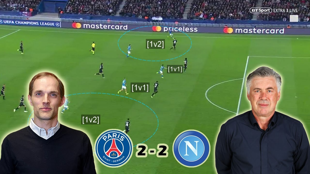 Can Tuchel Resolve PSG s Defensive Issues  PSG vs Napoli 2-2 ... 96ee8a9885122
