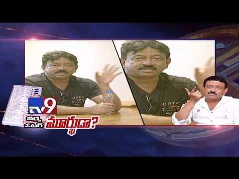RGV on Telangana voters pulse - Elections 2018 - Watch on TV9