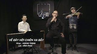 VHOPE | Về Đây Hỡi Chiên Xa Bầy - Nhật Rol | Chạm - Live Acoustic