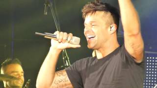Ricky Martin & Maluma - Vente Pa' Ca (Live) One World Tour London Eventim Apollo 23/09/16