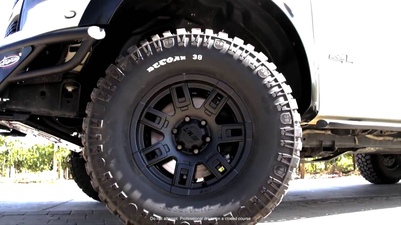 Insane Deegan 38 Mickey Thompson tire commercial! - YouTube