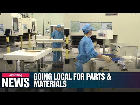S. Korea's SMEs Perfect Their Own Parts And Materials For The Semiconductor Industry