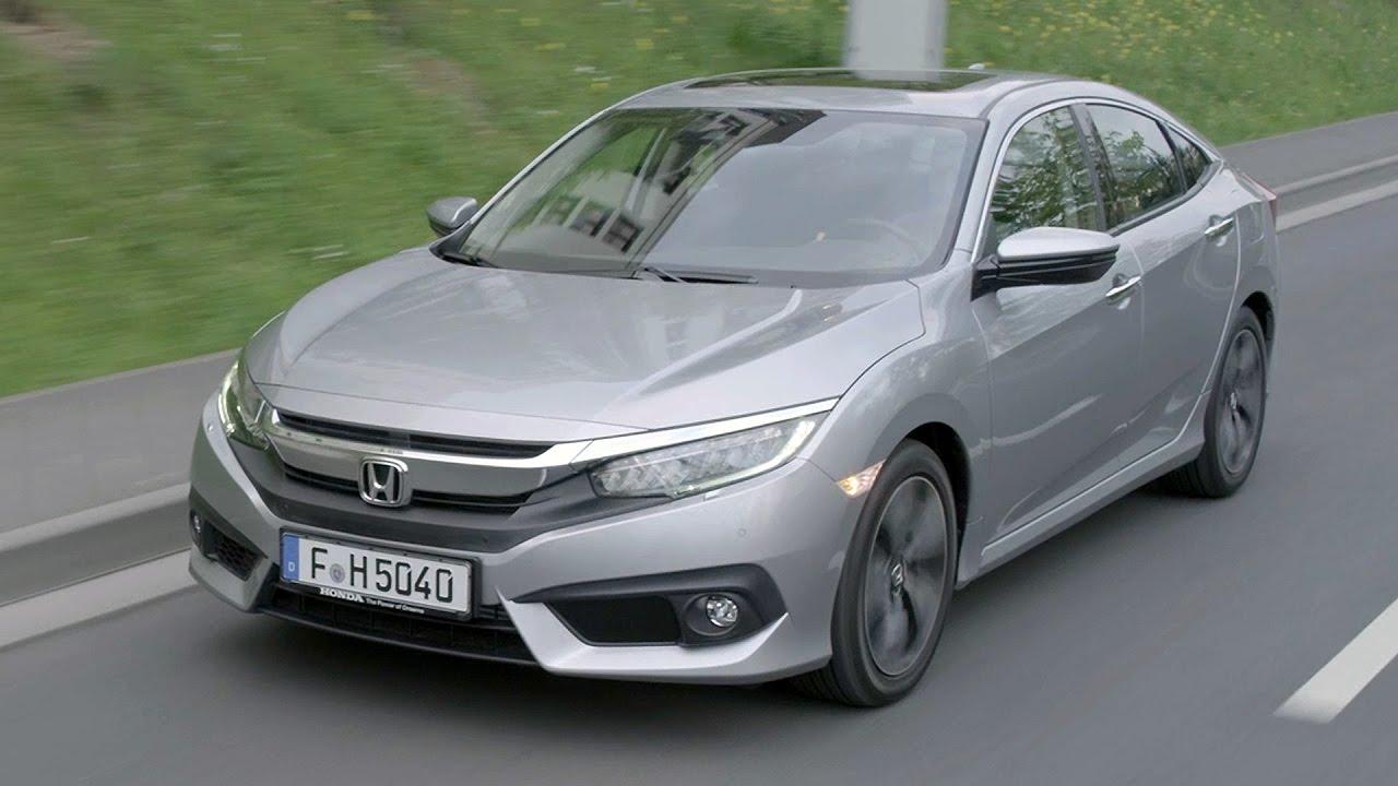 2017 Honda Civic Sedan Eu Spec Youtube