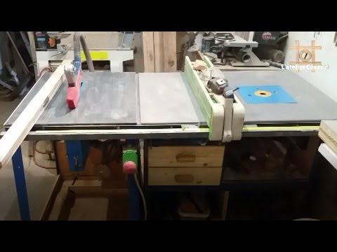 57 pr sentation de ma scie sous table presentation of my tablesaw youtube. Black Bedroom Furniture Sets. Home Design Ideas