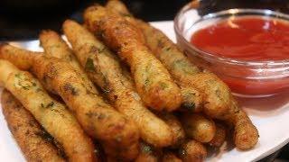 Potato Fingers   Aloo Fingers Recipe   potato Starter